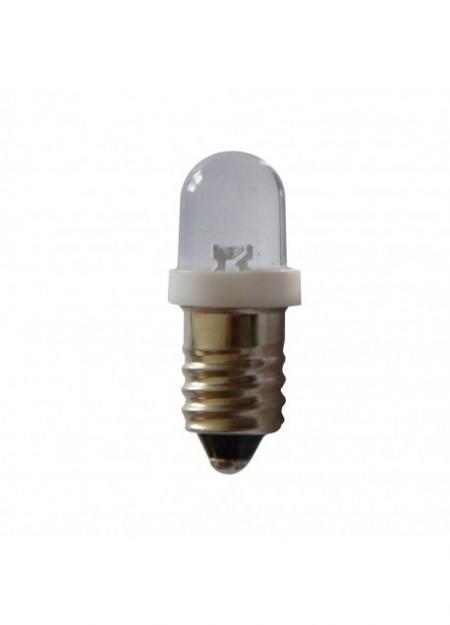 AMPOULE A LED CULOT À VIS E10