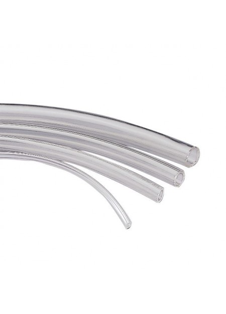 TUYAU PVC TRANSPARENT - LONGUEUR 10 M