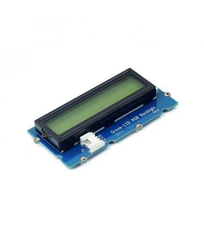 MODULE LCD 16X2 RÉTROÉCLAIRÉ RGB - GROVE