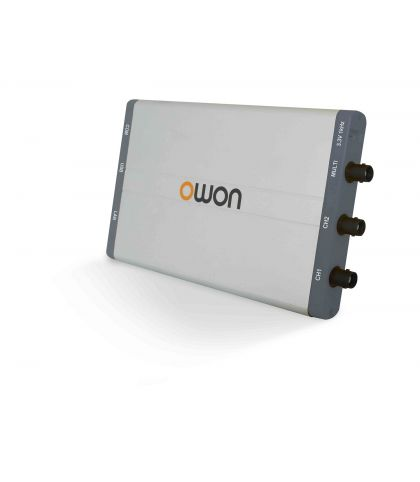 OSCILLOSCOPE NUMERIQUE USB - OWON