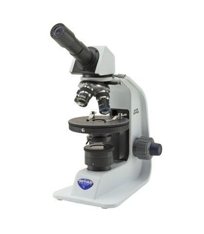 MICROSCOPE POLARISANT MONOCULAIRE 400X / OPTIKA B-150P-MRPL