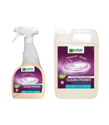 LVP / CLEAN POWER : SPRAY 750ML
