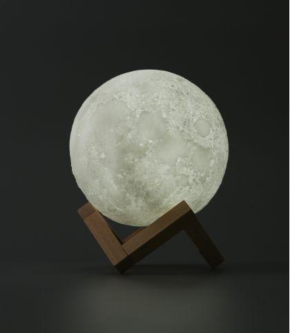 LAMPE DECO LUNE Ø15 CM