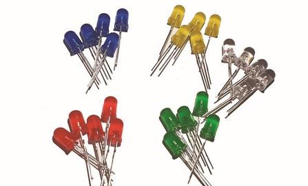 Composants électriques nus