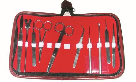 Outils à dissection